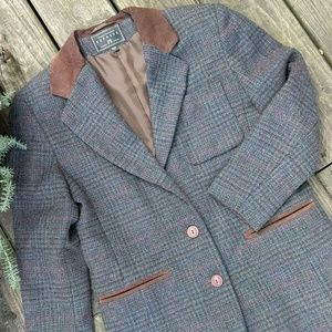Express Tweed Blazer
